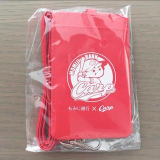 広島東洋カープ - カープ carp パスケース 定期入れ カードケース