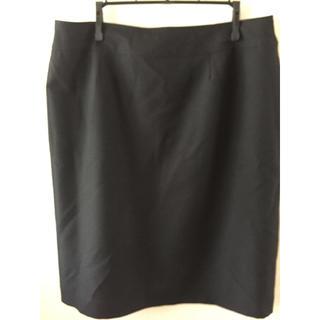 シマムラ(しまむら)のしまむら   スーツ   スカート   ブラック(ひざ丈スカート)