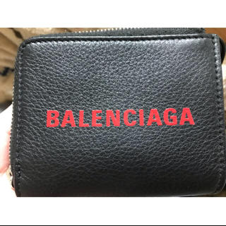 Balenciaga - バレンシアガ BALENCIAGA エブリデイコインケース