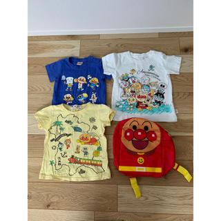 バンダイ(BANDAI)のアンパンマン Tシャツセット おまけつき(Tシャツ)