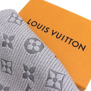 LOUIS VUITTON - LOUIS VUITTON マフラー エシャルプロゴマニアモノグラム A2190