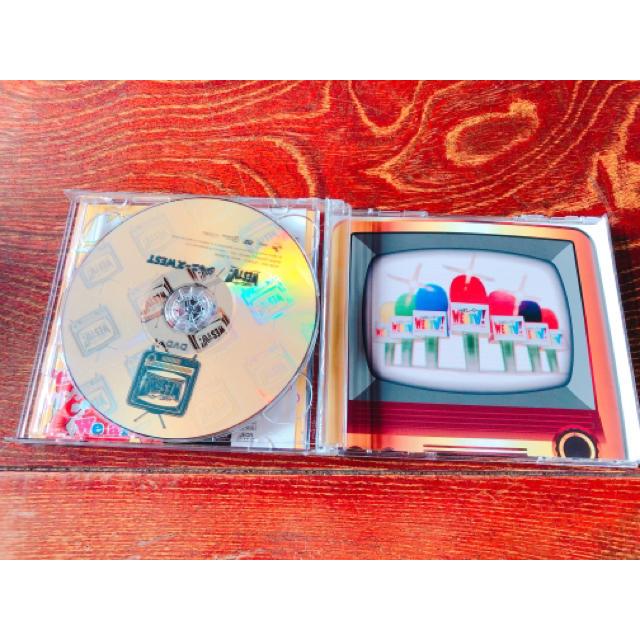 ジャニーズWEST(ジャニーズウエスト)のWESTV⭐︎初回限定盤DVDつき❤︎美品❤︎ジャニーズWEST エンタメ/ホビーのCD(ポップス/ロック(邦楽))の商品写真