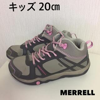 MERRELL メレル 20㎝ スニーカー (スニーカー)