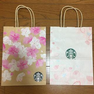 スターバックスコーヒー(Starbucks Coffee)の〈Ka様専用〉スターバックス 紙袋(ショップ袋)