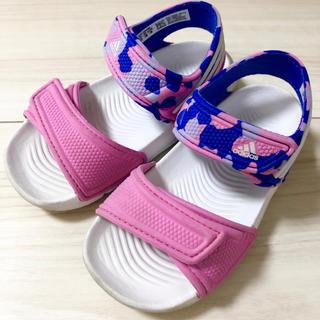 アディダス(adidas)のアディダス キッズ サンダル 14cm(サンダル)