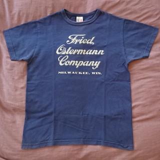 バズリクソンズ(Buzz Rickson's)のバズリクソンズトーヨーエンタープライズ Tシャツ ネイビー 36~38 S(Tシャツ/カットソー(半袖/袖なし))