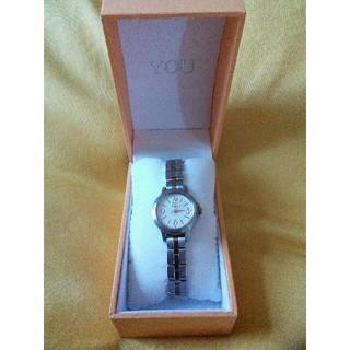オリエント(ORIENT)のオリエントウォッチ   レディース腕時計  YOU 稼働品(腕時計)