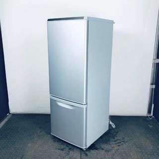 ★送料・設置無料★ パナソニック 2ドア 冷蔵庫 17年 (No.5324)(冷蔵庫)