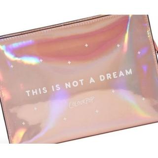 カラーポップ(colourpop)の★This is not a dream★メイクバッグ ポーチ★カラーポップ(ポーチ)