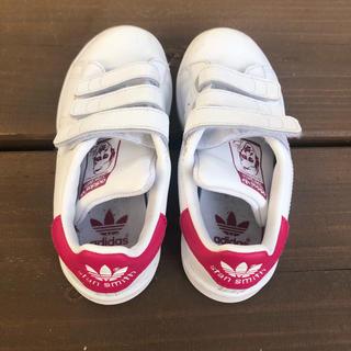 アディダス(adidas)のアディダス  スタンスミス 17センチ(スニーカー)