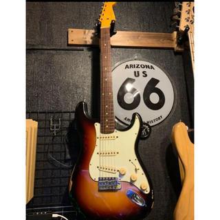イーエスピー(ESP)のギター ストラトキャスター タイプ(エレキギター)