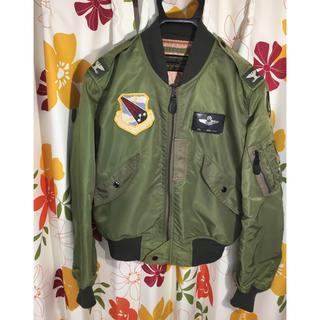 バズリクソンズ(Buzz Rickson's)のバズリクソンズL-2B BUZZ RICKSON''Sビンテージ L-2B(フライトジャケット)