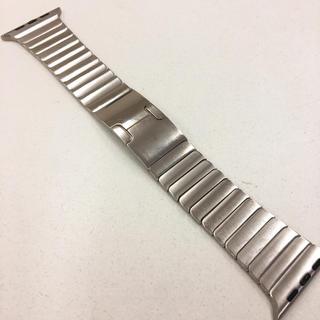 アップルウォッチ(Apple Watch)のアップルウォッチ リンクブレスレット Apple Watch 42,44mm(その他)