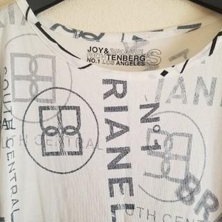 ジョイリッチ(JOYRICH)のJOYRICHのロングTシャツです。(Tシャツ(半袖/袖なし))