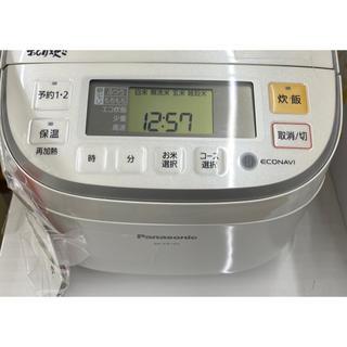 パナソニック(Panasonic)のパナソニック 炊飯器 おどり炊き 3合(炊飯器)