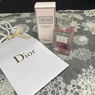 ディオール(Dior)のDIOR **Miss Dior ボディオイル♡**未使用(ボディオイル)