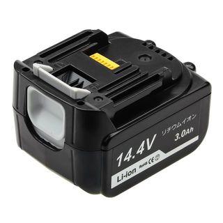 マキタ(Makita)のMakita 残量表示 BL1430B 互換 バッテリー 3.0Ah 電動工具(その他)