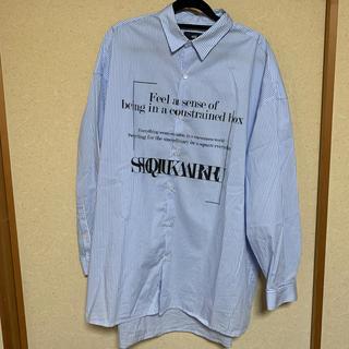 HARE - HARE ロングシャツ