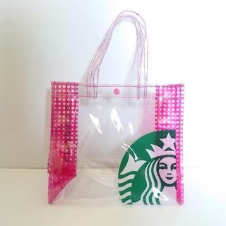 Starbucks Coffee - スターバックスコーヒー ビニールトートバック