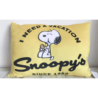 SNOOPY - SNOOPY クッション