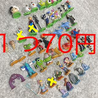 Disney - 1つ90円 ディズニー チョコエッグ ツムツム ピクサー プリンセス