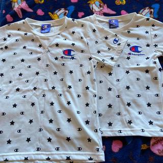 Champion - Tシャツ セット 兄弟 新品 タグ付き 110 130