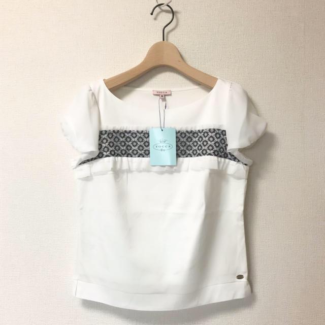 TOCCA(トッカ)の新品 パフスリーブカットソー  レディースのトップス(カットソー(半袖/袖なし))の商品写真