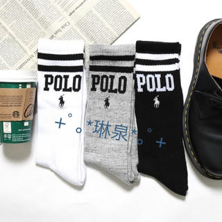 POLO RALPH LAUREN - ポロラルフローレンPOLO RALPH LAUREN3-Pack ソックス/靴下