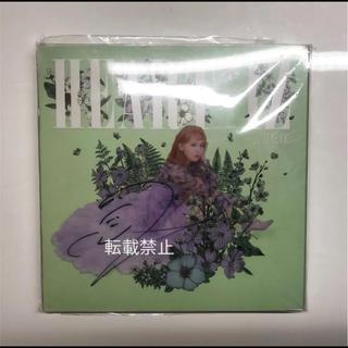 エイチケーティーフォーティーエイト(HKT48)のIZ*ONE 直筆サインアルバム CD 宮脇咲良 HEART*IZ(K-POP/アジア)