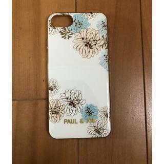 ポールアンドジョー(PAUL & JOE)の☆PAUL&JOE スマホケース(iPhoneケース)