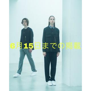 LAD MUSICIAN - 【新品未使用タグ付き】CULLNI(クルニ)2018S/S ミリタリーシャツ