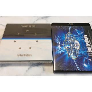 サンダイメジェイソウルブラザーズ(三代目 J Soul Brothers)の三代目 J Soul Brothers Blu-ray(ミュージック)