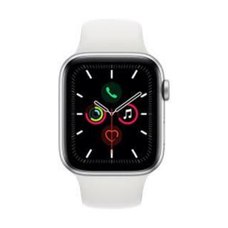 アップルウォッチ(Apple Watch)のアップルウォッチ シルバー 44ミリ(腕時計(デジタル))