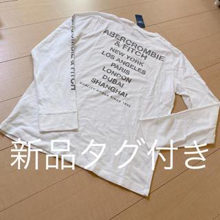 アバクロンビーアンドフィッチ(Abercrombie&Fitch)のアバクロ ロンT(Tシャツ/カットソー(七分/長袖))