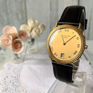 Christian Dior - 【電池交換済】Christian Dior ディオール 腕時計 メンズ ボーイズ