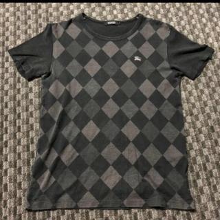 BURBERRY BLACK LABEL - バーバリーブラックレーベル メンズ Tシャツ 半袖