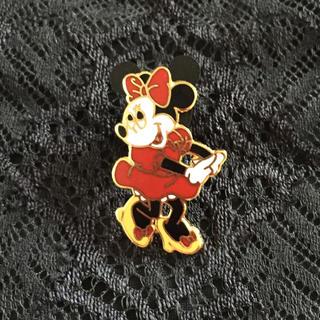 ディズニー(Disney)のミニー ピンバッチ (バッジ/ピンバッジ)