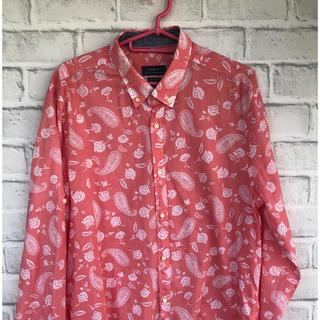 ZARA - ZARAペイズリーシャツ