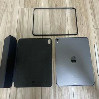 iPad - iPad Pro 11インチ 64GB SIMフリー ApplePencil付き