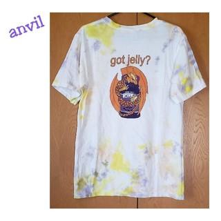 アンビル(Anvil)のanvil タイダイ Tシャツ ドラゴン(Tシャツ/カットソー(半袖/袖なし))