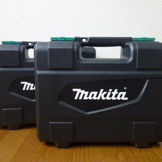 マキタ(Makita)の★新品★ マキタ MTD001DSX の【ケースのみ】2個 純正ケース(工具/メンテナンス)