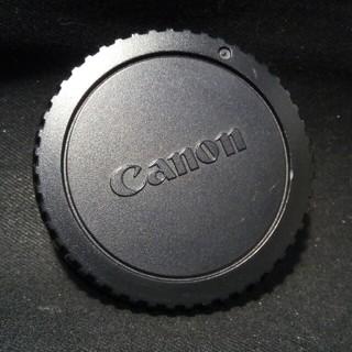 キヤノン(Canon)のlbc06 EOS用 キャノン純正AF用ボディキャップ EFマウント用(その他)