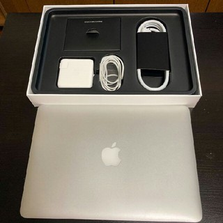 Mac (Apple) - MacBookPro13Early2015 バッテリートップケース交換済