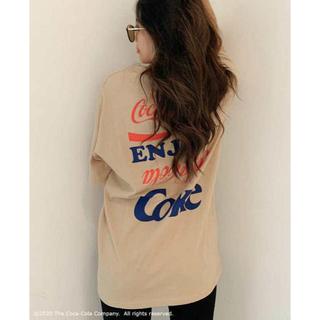 GYDA - GYDA COCA-COLA BIG Tシャツ *新品未使用*