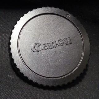 キヤノン(Canon)のlbc07 EOS用 キャノン純正AF用ボディキャップ EFマウント用(その他)