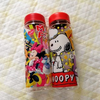 ディズニー(Disney)のウォーターボトル2個(水筒)