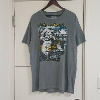 MARVEL - MARVEL マーベル Tシャツ アメコミ 古着 ビッグプリント