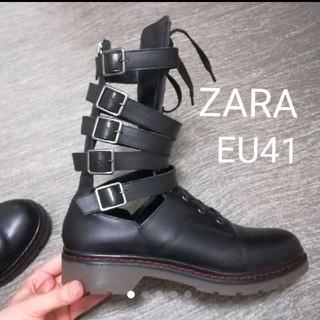 ZARA - ZARA サンダルブーツ EU41
