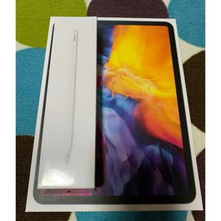 Apple - 新品iPad Pro11(最新版)128GBセルラー版グレイ新品アップルペンシル
