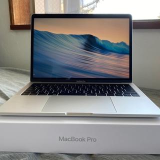 アップル(Apple)のMacBook Pro 13インチ 512GB  極美品 AppleCare付属(ノートPC)
